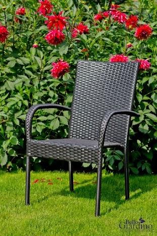 Lauko baldai, pinti ratano baldai, terasos lauko baldai, kedes