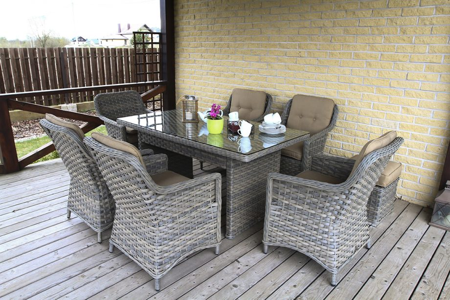 outdoor furniture Classic.outdoor furniture dining table
