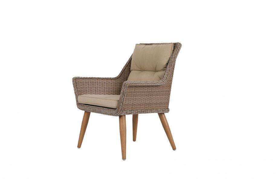Balkono baldai, lauko baldai, foteliai
