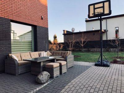 Pinti lauko baldai, kampas, sofos, terasos baldai kampas